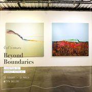 """นิทรรศการ """"พื้นที่ไร้เขตแดน"""" (Beyond Boundaries)"""