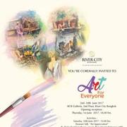 """นิทรรศการศิลปะ """"Art for Everyone"""""""
