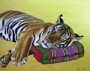"""นิทรรศการ """"เสือ"""" (Tiger)"""