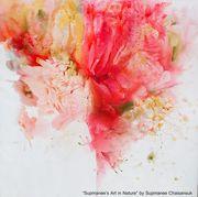 """นิทรรศการ """"ธรรมชาติของทรัพย์มณี"""" (Supmanee's Art in Nature)"""