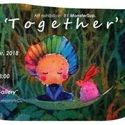 """นิทรรศการ """"Together"""""""