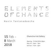"""นิทรรศการ""""Elements of Chance"""""""