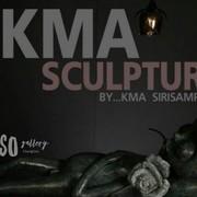 """นิทรรศการ """"KMA Sculpture"""""""