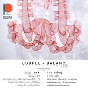 """นิทรรศการ """"คู่ - สมดุล"""" (Couple - Balance)"""