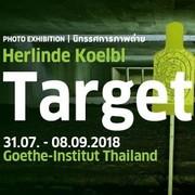 """นิทรรศการ """"Targets"""""""
