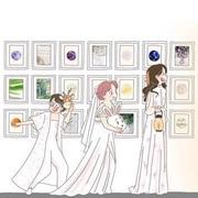 """นิทรรศการ """"วิวาห์ของความรัก"""" (The Marriage of us)"""