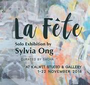 """นิทรรศการศิลปะ: """"La Fête"""""""