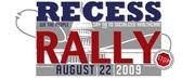 Recess Rally - No ObamaCare