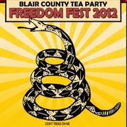 Freedom Fest 2012 - Blair County Tea Party