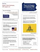 Ad Sales Deadline for Summer Newsletter