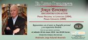 Encuentro con autor Jorge Edwards