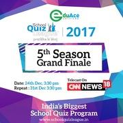 D-Link Academy participates at Eduace-2017 School Quiz Contest on 24th Dec 2017
