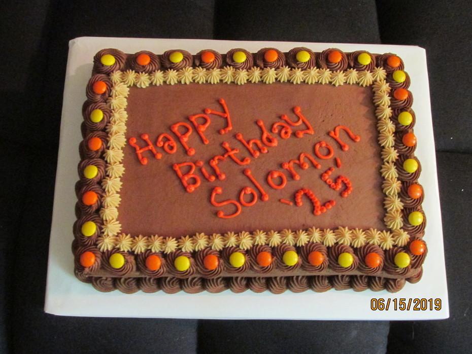 """25th"" Birthday Cake"