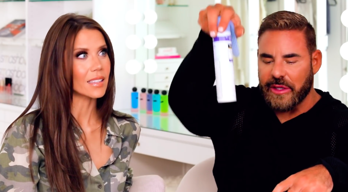Scott Barnes To Become A Series Regular On Tati S Channel