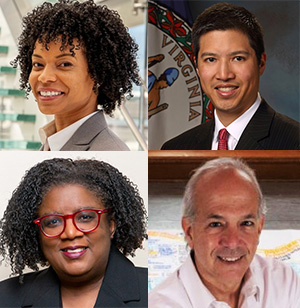 Presenters: Amber Ivey, Anthony Fung, Susan R. Smith and Daniel Stein