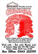 hilltop theatre company proudly presents godspell the musical