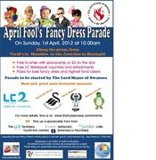 April Fool's Fancy Dress Parade (Swansea)