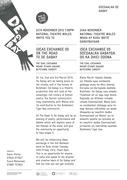 Ideas Exchange 05 - On The Road To De Gabay