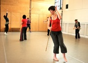 Complicite Masterclass - Approaches to Devising for Adult Theatre-makers.