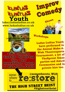 Ludus Ludius Youth Improv Comedy Workshops