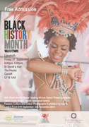 Black History Month Wales Launch