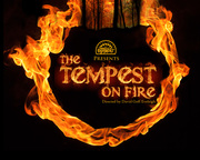 The Tempest on Fire