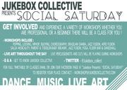 Jukebox Collective presents..SOCIAL SATURDAY