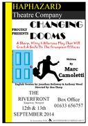 "Haphazard Theatre Company Presents ""Changing Rooms"""