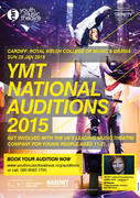YMT Auditions - Cardiff