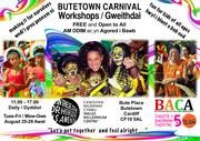 Butetown Carnival Workshops