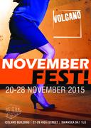 Novemberfest 2015