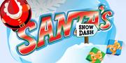 Santa's Snow Dash, A Christmas Street Game