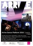 ARRIVE DANCE PLATFORM 2016