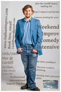 Nathan Improv Local: Cardiff Impro Weekend Improv Comedy Intensive