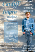 Cardiff Impro: Efficiency in Scenework (Weekend Intensive)