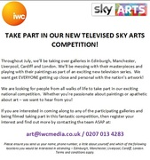 NEW SKY ARTS TV PROGRAMME