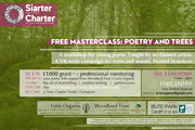 Free Masterclass - poetry and trees