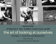 Picnic & Taster Workshop - The Art of Looking at Ourselves