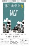 Three Nights In May - University Scriptwriting Showcase