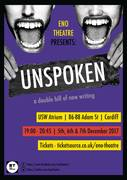 'Unspoken': Eno Theatre Presents a Double Bill of New Writing