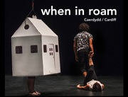 when in roam Cardiff: Free aerial multi-arts performance about home and belonging
