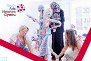 Casgliad 2018 - Nurturing Youth Arts in Wales