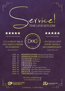 Service! The Live Sitcom Tour 2018 - Bristol