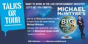 Talks on tour - Michael Mcintyre