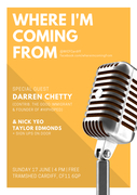 Where I'm Coming From: Darren Chetty