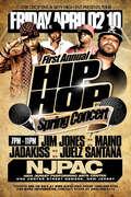 Str8 Drop & Skyy High Entertainment Present 1st Annual Spring Hip Hop Concert