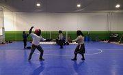 informal fencing so-cal