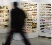 Exposition de Dany Delepière : 'La carte du feu'.