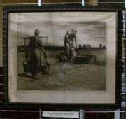 Les paysages de la Basse-Meuse par l'illustre graveur Jean Donnay