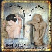 Exposition de sculptures et peintures